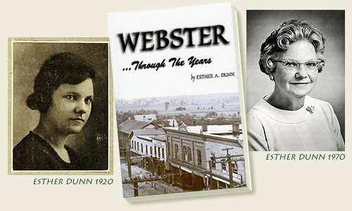 Webster Through the Years