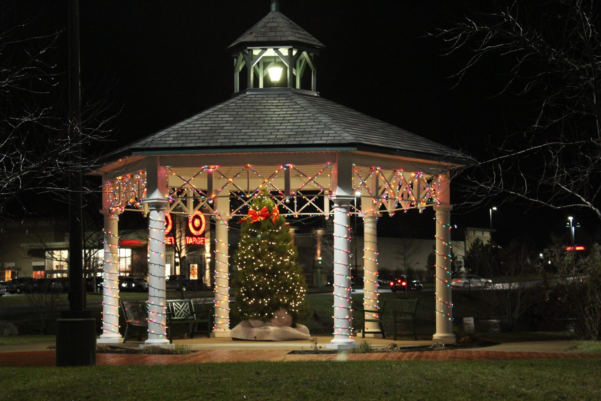 Webster Square Gazebo