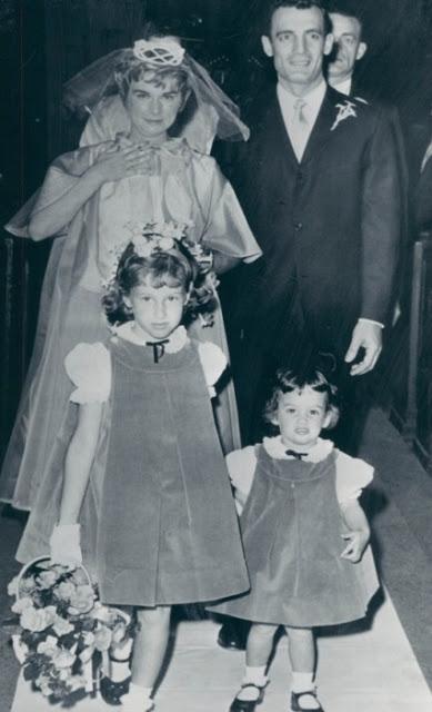 Wedding Day October 15, 1961