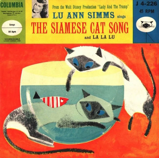 The Siamese Cat song